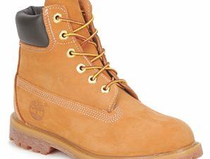 Μπότες Timberland 6 IN PREMIUM BOOT ΣΤΕΛΕΧΟΣ: Δέρμα & ΕΠΕΝΔΥΣΗ: Συνθετικό & ΕΣ. ΣΟΛΑ: Συνθετικό & ΕΞ. ΣΟΛΑ: Καουτσούκ