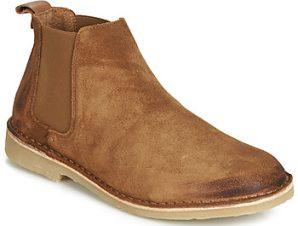 Μπότες André RONNY ΣΤΕΛΕΧΟΣ: Δέρμα & ΕΠΕΝΔΥΣΗ: Δέρμα / ύφασμα & ΕΣ. ΣΟΛΑ: Δέρμα & ΕΞ. ΣΟΛΑ: Καουτσούκ