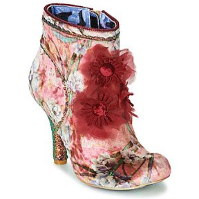 Μποτίνια Irregular Choice QUEEN VELVET