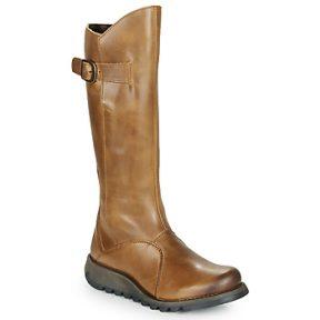 Μπότες για την πόλη Fly London MOL 2 ΣΤΕΛΕΧΟΣ: Δέρμα & ΕΠΕΝΔΥΣΗ: Ύφασμα & ΕΣ. ΣΟΛΑ: Ύφασμα & ΕΞ. ΣΟΛΑ: Καουτσούκ