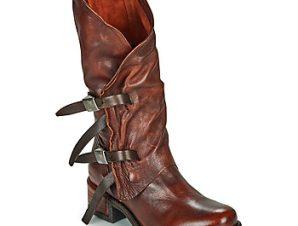 Μπότες για την πόλη Airstep / A.S.98 ISPERIA BUCKLE ΣΤΕΛΕΧΟΣ: Δέρμα βοοειδούς & ΕΠΕΝΔΥΣΗ: Δέρμα βοοειδούς & ΕΣ. ΣΟΛΑ: Δέρμα βοοειδούς & ΕΞ. ΣΟΛΑ: Συνθετικό