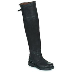 Μπότες για την πόλη Airstep / A.S.98 BRET HIGH ΣΤΕΛΕΧΟΣ: Δέρμα βοοειδούς & ΕΠΕΝΔΥΣΗ: Δέρμα βοοειδούς & ΕΣ. ΣΟΛΑ: Δέρμα βοοειδούς & ΕΞ. ΣΟΛΑ: Συνθετικό