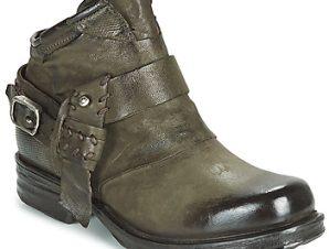 Μπότες Airstep / A.S.98 SAINT EC STRAPE ΣΤΕΛΕΧΟΣ: Δέρμα βοοειδούς & ΕΠΕΝΔΥΣΗ: Δέρμα βοοειδούς & ΕΣ. ΣΟΛΑ: Δέρμα βοοειδούς & ΕΞ. ΣΟΛΑ: Συνθετικό