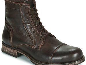 Μπότες Jack & Jones JFW RUSSEL LEATHER ΣΤΕΛΕΧΟΣ: Δέρμα & ΕΠΕΝΔΥΣΗ: Ύφασμα & ΕΣ. ΣΟΛΑ: Ύφασμα & ΕΞ. ΣΟΛΑ: Καουτσούκ