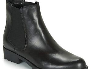 Μπότες André EMMA ΣΤΕΛΕΧΟΣ: Δέρμα βοοειδούς & ΕΠΕΝΔΥΣΗ: Συνθετικό και ύφασμα & ΕΣ. ΣΟΛΑ: Δέρμα βοοειδούς & ΕΞ. ΣΟΛΑ: Καουτσούκ