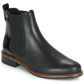 Μπότες André LISSANDRO ΣΤΕΛΕΧΟΣ: Δέρμα & ΕΠΕΝΔΥΣΗ: Δέρμα & ΕΣ. ΣΟΛΑ: Δέρμα & ΕΞ. ΣΟΛΑ: Καουτσούκ