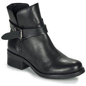 Μπότες André NELL ΣΤΕΛΕΧΟΣ: Δέρμα & ΕΠΕΝΔΥΣΗ: & ΕΣ. ΣΟΛΑ: Δέρμα & ΕΞ. ΣΟΛΑ: Καουτσούκ