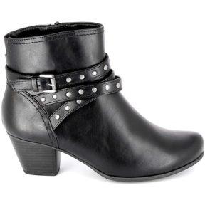 Μποτίνια Jana Boots 25362-23 Noir [COMPOSITION_COMPLETE]