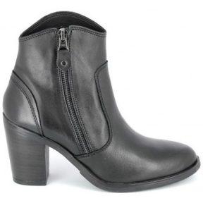 Μποτίνια Porronet Boots Acap Noir [COMPOSITION_COMPLETE]