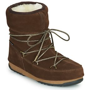 Μπότες για σκι Moon Boot MOON BOOT LOW SUEDE WP