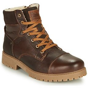 Μπότες Bullboxer ALL518E6LA-BRWN ΣΤΕΛΕΧΟΣ: Δέρμα & ΕΠΕΝΔΥΣΗ: Μάλλινα & ΕΣ. ΣΟΛΑ: Συνθετικό & ΕΞ. ΣΟΛΑ: Συνθετικό