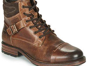 Μπότες Dockers by Gerli 43DY008 ΣΤΕΛΕΧΟΣ: Δέρμα & ΕΠΕΝΔΥΣΗ: Ύφασμα & ΕΣ. ΣΟΛΑ: Ύφασμα & ΕΞ. ΣΟΛΑ: Συνθετικό