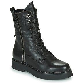 Μπότες Mjus TRIPLE ZIP ΣΤΕΛΕΧΟΣ: Δέρμα & ΕΠΕΝΔΥΣΗ: Ύφασμα & ΕΣ. ΣΟΛΑ: Δέρμα & ΕΞ. ΣΟΛΑ: Συνθετικό