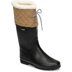 Μπότες για σκι Aigle POLKA GIBOULEE ΣΤΕΛΕΧΟΣ: Καουτσούκ & ΕΠΕΝΔΥΣΗ: Συνθετική γούνα & ΕΣ. ΣΟΛΑ: Συνθετική γούνα & ΕΞ. ΣΟΛΑ: Καουτσούκ