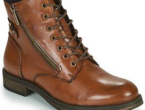 Μπότες Casual Attitude NUNAISE ΣΤΕΛΕΧΟΣ: Δέρμα & ΕΠΕΝΔΥΣΗ: Συνθετικό & ΕΣ. ΣΟΛΑ: Δέρμα & ΕΞ. ΣΟΛΑ: Συνθετικό