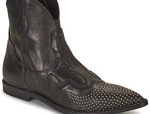 Μπότες Mimmu MONTONE NERO ΕΠΕΝΔΥΣΗ: & ΕΣ. ΣΟΛΑ: Δέρμα & ΕΞ. ΣΟΛΑ: Δέρμα