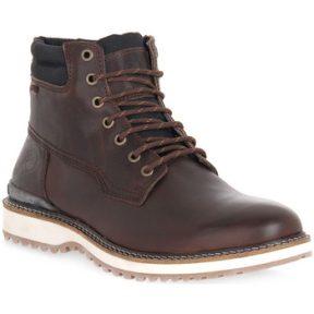 Μπότες Lumberjack BLACK HIGH CUT