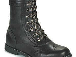 Μπότες Little Mary LYSIANE ΣΤΕΛΕΧΟΣ: Δέρμα αγελάδας & ΕΠΕΝΔΥΣΗ: Δέρμα & ΕΣ. ΣΟΛΑ: Δέρμα & ΕΞ. ΣΟΛΑ: Καουτσούκ