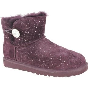 Μπότες για σκι UGG W Mini Bailey Button Bling Constellation
