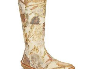 Μπότες για την πόλη El Naturalista CORAL ΣΤΕΛΕΧΟΣ: Δέρμα & ΕΠΕΝΔΥΣΗ: Δέρμα / ύφασμα & ΕΣ. ΣΟΛΑ: Δέρμα & ΕΞ. ΣΟΛΑ: Καουτσούκ