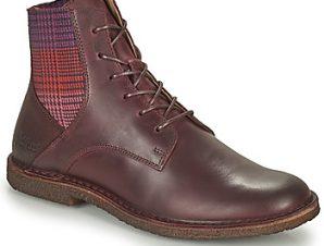 Μπότες Kickers TITI ΣΤΕΛΕΧΟΣ: Δέρμα & ΕΠΕΝΔΥΣΗ: Συνθετικό και ύφασμα & ΕΣ. ΣΟΛΑ: Συνθετικό & ΕΞ. ΣΟΛΑ: Κρεπαρισμένο