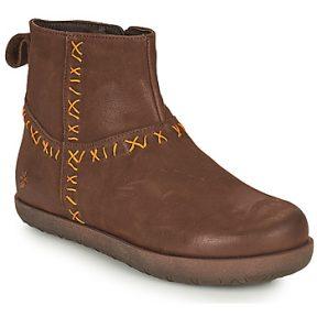 Μπότες Art RHODES ΣΤΕΛΕΧΟΣ: Δέρμα & ΕΠΕΝΔΥΣΗ: Ύφασμα & ΕΣ. ΣΟΛΑ: Ύφασμα & ΕΞ. ΣΟΛΑ: Καουτσούκ