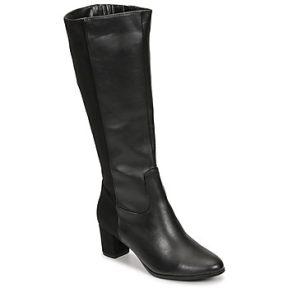 Μπότες για την πόλη Spot on F50366-BLACK