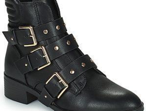 Μπότες Only BRIGHT 15 PU BIKER BOOT [COMPOSITION_COMPLETE]