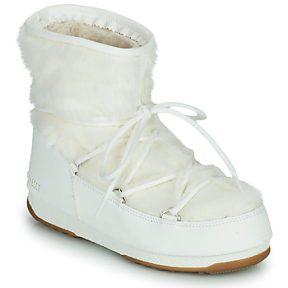 Μπότες για σκι Moon Boot MOON BOOT MONACO LOW FUR WP 2 ΣΤΕΛΕΧΟΣ: Συνθετικό και ύφασμα & ΕΠΕΝΔΥΣΗ: Ύφασμα & ΕΣ. ΣΟΛΑ: & ΕΞ. ΣΟΛΑ: Καουτσούκ
