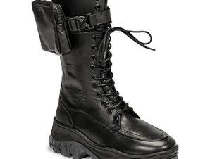 Μπότες Bronx JAXSTAR HIGH ΣΤΕΛΕΧΟΣ: Δέρμα & ΕΠΕΝΔΥΣΗ: Δέρμα & ΕΣ. ΣΟΛΑ: Δέρμα & ΕΞ. ΣΟΛΑ: Συνθετικό