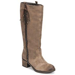 Μπότες για την πόλη Betty London ELOANE ΣΤΕΛΕΧΟΣ: Δέρμα αγελάδας & ΕΠΕΝΔΥΣΗ: Συνθετικό & ΕΣ. ΣΟΛΑ: Συνθετικό & ΕΞ. ΣΟΛΑ: Καουτσούκ