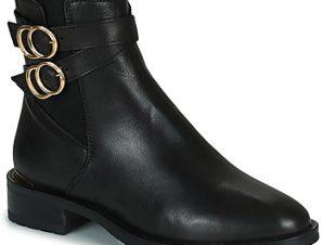 Μπότες Minelli LISA ΣΤΕΛΕΧΟΣ: Δέρμα βοοειδούς & ΕΠΕΝΔΥΣΗ: Δέρμα χοίρου & ΕΣ. ΣΟΛΑ: Δέρμα χοίρου & ΕΞ. ΣΟΛΑ: Καουτσούκ