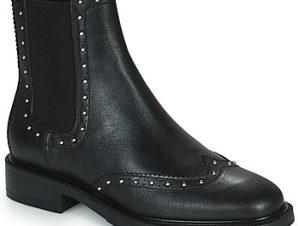 Μπότες Minelli GERINA ΣΤΕΛΕΧΟΣ: Δέρμα βοοειδούς & ΕΠΕΝΔΥΣΗ: Δέρμα χοίρου & ΕΣ. ΣΟΛΑ: Δέρμα χοίρου & ΕΞ. ΣΟΛΑ: Καουτσούκ