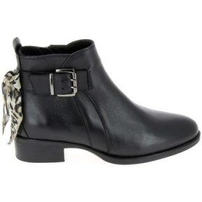 Μποτίνια Goodstep Boots Estele Noir [COMPOSITION_COMPLETE]