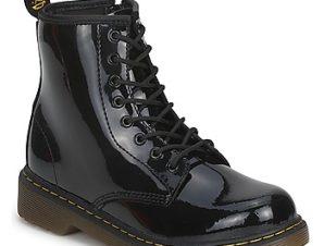 Μπότες Dr Martens DELANEY ΣΤΕΛΕΧΟΣ: Δέρμα & ΕΠΕΝΔΥΣΗ: Ύφασμα & ΕΣ. ΣΟΛΑ: Δέρμα & ΕΞ. ΣΟΛΑ: Συνθετικό
