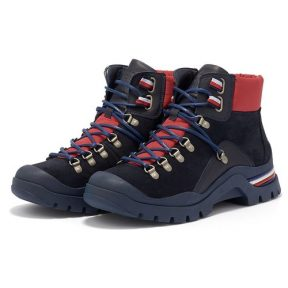 Tommy Hilfiger – Tommy Hilfiger Corporate Outdoor Boot FM0FM02414-403 – μπλε σκουρο