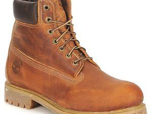 Μπότες Timberland HERITAGE 6 IN PREMIUM ΣΤΕΛΕΧΟΣ: Δέρμα & ΕΠΕΝΔΥΣΗ: Ύφασμα & ΕΣ. ΣΟΛΑ: Ύφασμα & ΕΞ. ΣΟΛΑ: Καουτσούκ