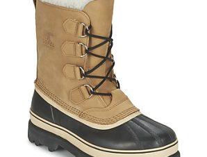 Μπότες για σκι Sorel CARIBOU ΣΤΕΛΕΧΟΣ: Δέρμα & ΕΠΕΝΔΥΣΗ: Ύφασμα & ΕΣ. ΣΟΛΑ: Ύφασμα & ΕΞ. ΣΟΛΑ: Καουτσούκ