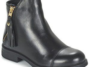 Μπότες Geox AGATE ΣΤΕΛΕΧΟΣ: Δέρμα & ΕΠΕΝΔΥΣΗ: Συνθετικό & ΕΣ. ΣΟΛΑ: Συνθετικό & ΕΞ. ΣΟΛΑ: Καουτσούκ