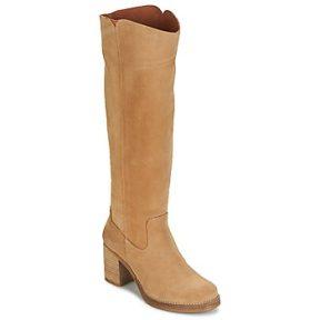 Μπότες για την πόλη Casual Attitude HAPI ΣΤΕΛΕΧΟΣ: Δέρμα & ΕΠΕΝΔΥΣΗ: Ύφασμα & ΕΣ. ΣΟΛΑ: Δέρμα & ΕΞ. ΣΟΛΑ: Καουτσούκ