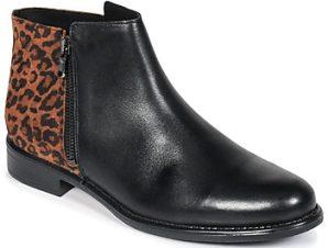 Μπότες Betty London JINANE ΣΤΕΛΕΧΟΣ: Δέρμα βοοειδούς & ΕΠΕΝΔΥΣΗ: Δέρμα / ύφασμα & ΕΣ. ΣΟΛΑ: Δέρμα χοίρου & ΕΞ. ΣΟΛΑ: Καουτσούκ