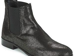 Μπότες André AGRIA ΣΤΕΛΕΧΟΣ: Δέρμα & ΕΠΕΝΔΥΣΗ: Ύφασμα & ΕΣ. ΣΟΛΑ: Δέρμα & ΕΞ. ΣΟΛΑ: Καουτσούκ