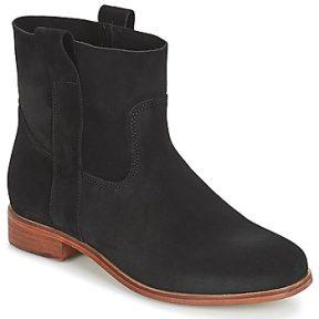 Μπότες André TITAINE ΣΤΕΛΕΧΟΣ: Δέρμα & ΕΠΕΝΔΥΣΗ: & ΕΣ. ΣΟΛΑ: Δέρμα & ΕΞ. ΣΟΛΑ: Καουτσούκ
