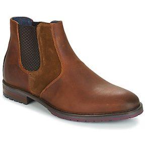 Μπότες André CLAUDIO ΣΤΕΛΕΧΟΣ: Δέρμα & ΕΠΕΝΔΥΣΗ: Δέρμα / ύφασμα & ΕΣ. ΣΟΛΑ: Δέρμα & ΕΞ. ΣΟΛΑ: Καουτσούκ